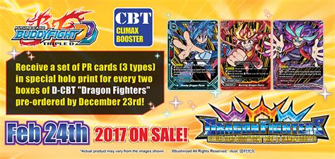 Eng Bfe D Cbt Buddyfight D Climax Booster Fighters d climax booster pack fighters future