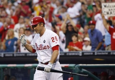 chase utley swing chase utley s swing is coming along slowly but surely