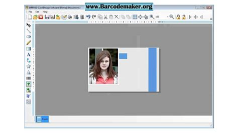 make id card free id card maker software how to make design