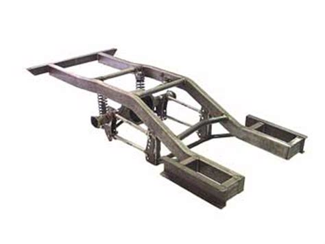 custom crossmember & dream chassis for sale | auto weld