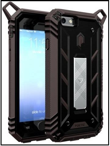 best iphone 6s rugged cases reviews: durable protection