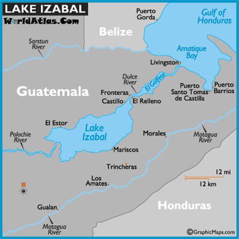 5 themes of geography guatemala lake izabal