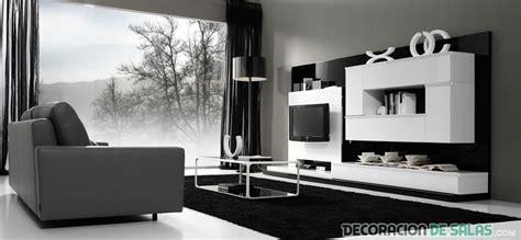 Decorar El Salon Comedor #6: Salon-bicolor-en-blanco-y-negro.jpg
