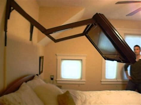 Bed Frame With Tv Mount Vision Tv Mounts