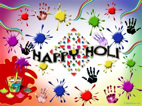 Happy Holi To All!