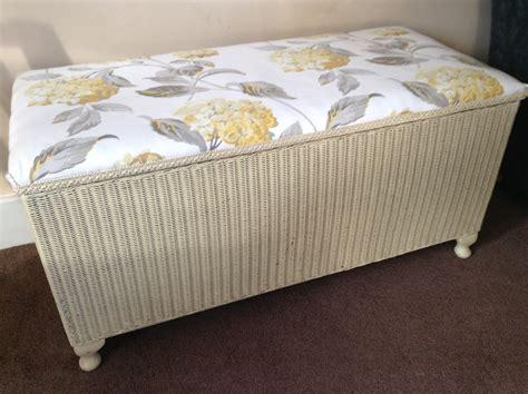 lloyd loom ottoman 1000 images about shabby chic lloyd loom on pinterest