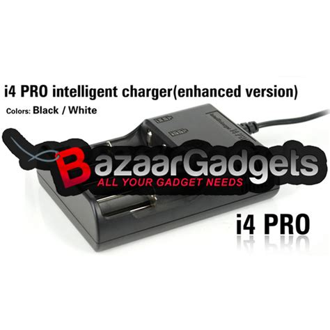 Jetbeam I4 Pro Intelligent Charger Battery 18650 Aa Aaa Dll buy jetbeam i4 pro genuine battery intelligent multi functional charger bazaargadgets