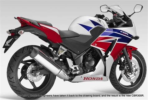 honda unveils updates to cbr250r 2014 honda cbr300r model updates and tech specs cbr250r