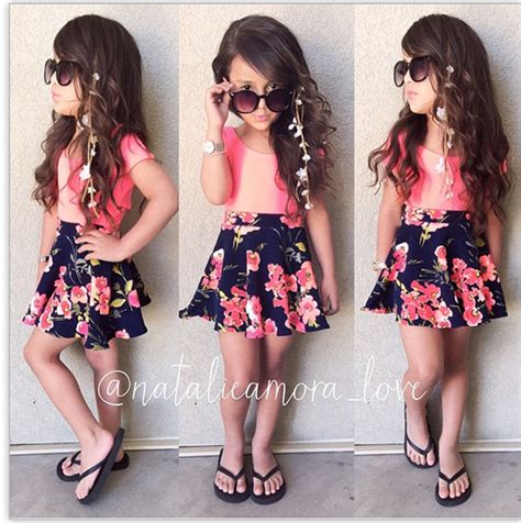 62 years old clothes styles for 2015 2015 baby girls suit summer style flower printing kid