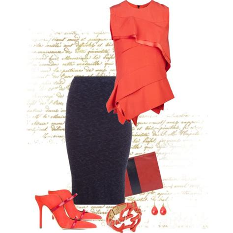 Liz Claiborne Snaps Up Narcisco by Coral 2 By Fiona Ross On Polyvore Featuring Narciso