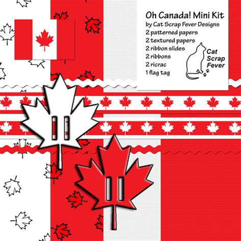 Oh Canada The For And Against Made In Canada - cat scrap fever july 2006