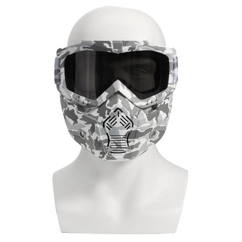 Inbike Helmet Magnetic Goggles Bike With 2 Lens Helm Sepeda Mx 9t motorcycle helmet in goggles clear grey lens detachable modular mask alex nld