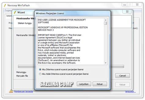 cara membuat bootable windows xp vista dengan flashdisk how to create a bootable windows xp vista with flash