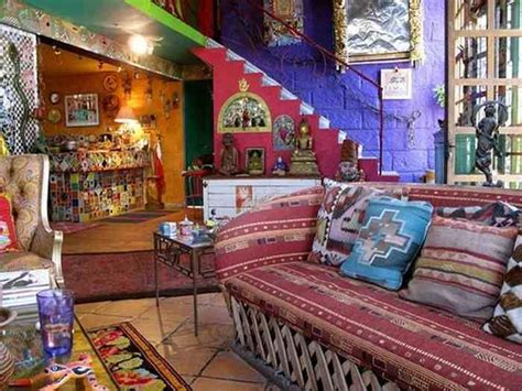 hippie home decor the humble abode