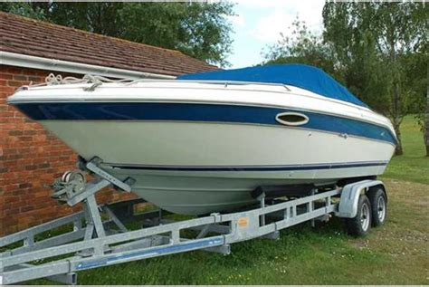 searay 220 boat for sale second hand 1992 build - Motor Boats For Sale Second Hand