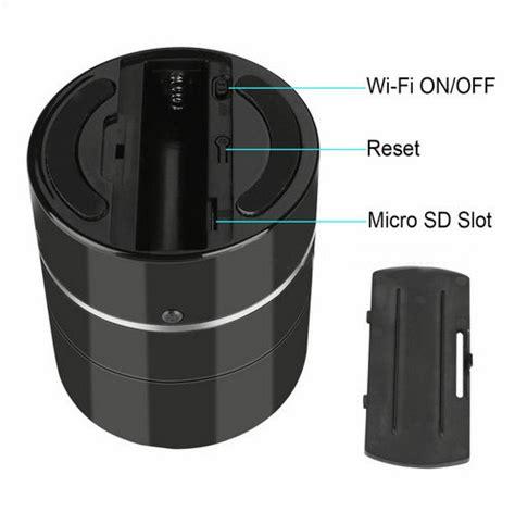bluetooth music player wifi camera (spy113)   singapore