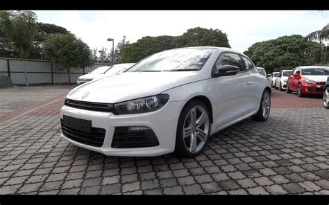 volkswagen scirocco r 2012 2012 volkswagen scirocco r start up and vehicle tour