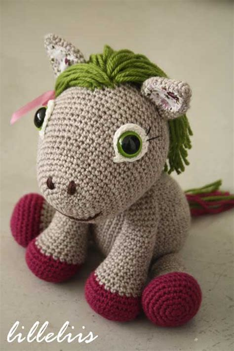 amigurumi pattern pony leila the pony amigurumi pattern amigurumipatterns net