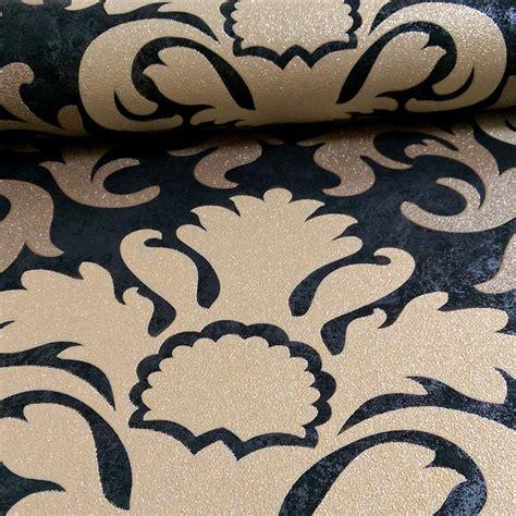 glitter wallpaper newcastle p s carat damask glitter wallpaper feature wall decor