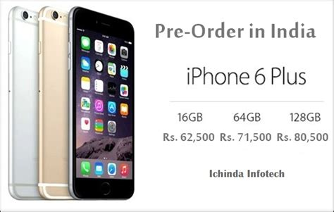 apple iphone 6 plus price in india and specifications all about mobiles gadgets