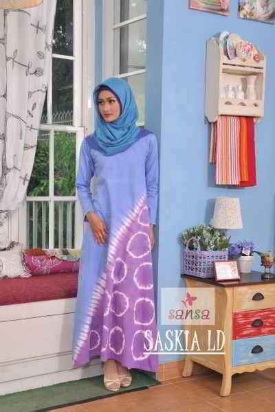Gamis Murah 50rb Model Gamis Katun Murah Terbaru 2015 Rp 50rb Model Baju
