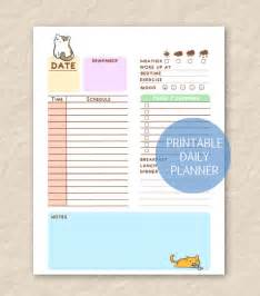 Cute Planner Templates 8 Best Images Of Cute Printable Weekly Planners Cute