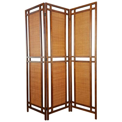 Mid Century Modern Room Divider Screen For Sale At 1stdibs Modern Room Dividers