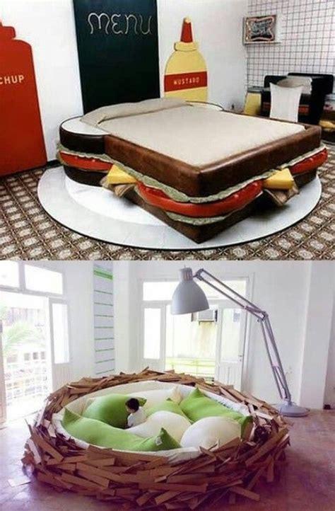 sandwich bed cool beds sandwich a nest cool bed rooms pinterest
