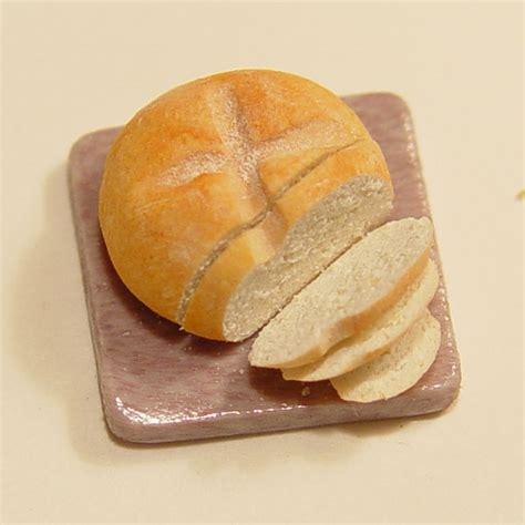 Wholesale Unique Home Decor by 1 12 Scale Minature Sliced Soda Bread On Granite Cutting