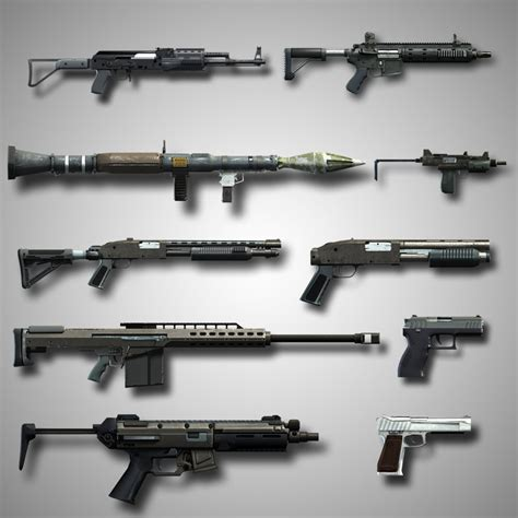 Modification Weapons by Gta San Andreas Gta V Weapon Pack Mod Gtainside