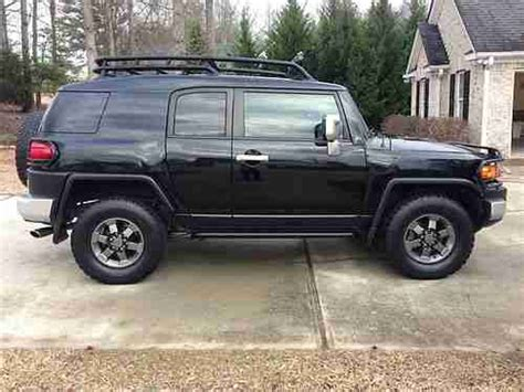 Toyota Fj Cruiser Limited Edition Sell Used 2007 Toyota Fj Cruiser Trd Special Edition Sport