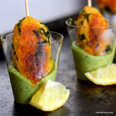 indian appetizers cocktail idli kebabs with chutney shots recipe kebabs