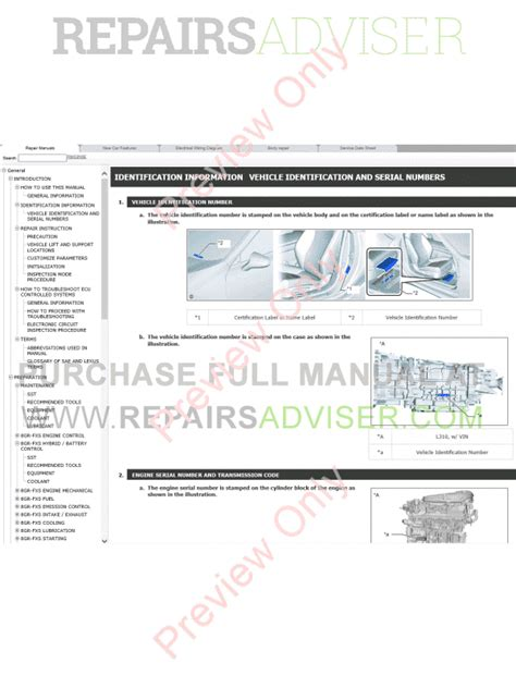 book repair manual 2007 lexus lx electronic toll collection service manual free online auto service manuals 1995 lexus es electronic throttle control