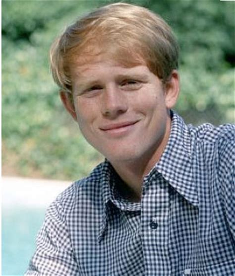 ron howard comedian kid star curse my future husbands pinterest ron