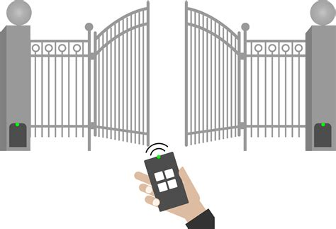 swing gate automation automation sip