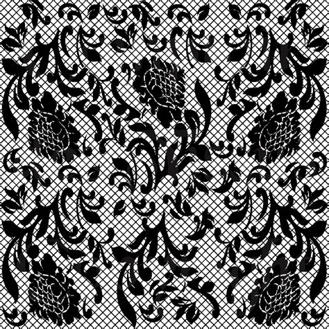 black lace background the gallery for gt vintage flowers background