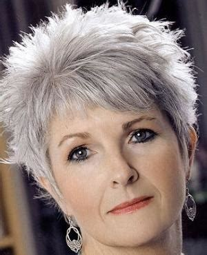 graphic gray hair styles short hair styles for women over 50 gray hair short
