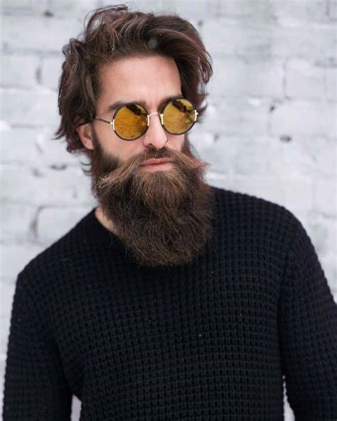 25 Long Beard Styles to Spice Up Your Style ? HairstyleCamp