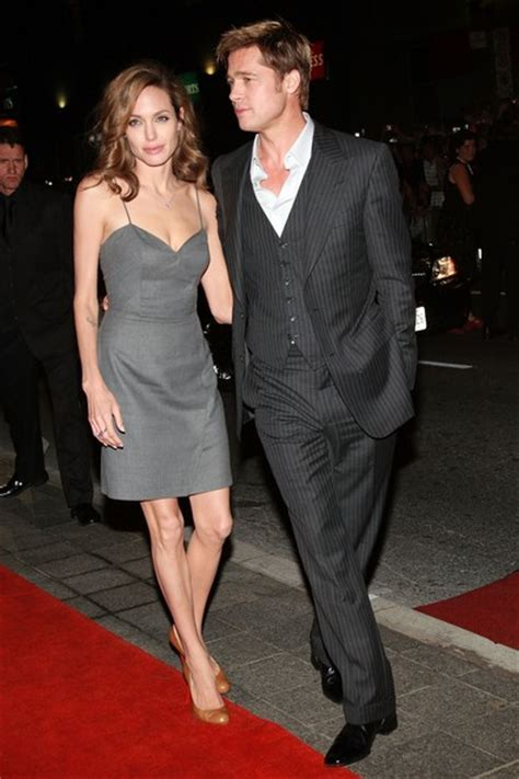 claire forlani and brad pitt relationship angelina jolie photos photos tiff 2007 quot the