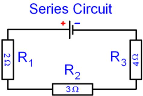resistors in series calculate gcse physics electricity what is the total resistance in a series circuit how can the