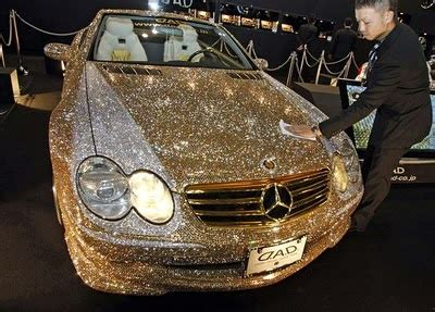 real gold cars transforming world cars