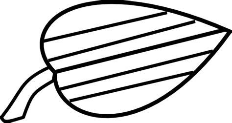 leaf pattern line leaf clip art at clker com vector clip art online