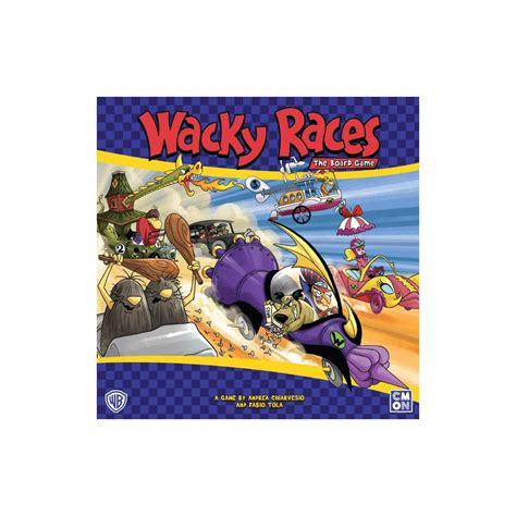 Acheter Wacky Races Jeux De Soci 233 T 233 Cmon