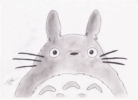 my neighbor totoro by monsies on deviantart