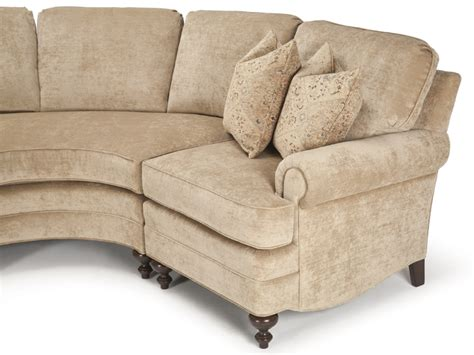 Curved Sofa Toronto by Barrymore Furniture Dickens Sectional