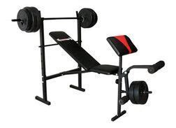 weight bench big 5 body ch standard weight bench with 100 lb weight set