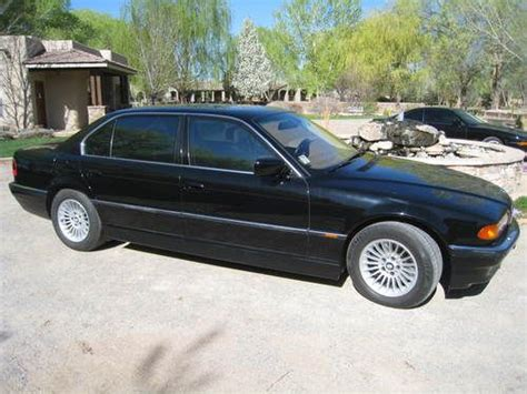 2000 Bmw 750il by Find Used 2000 Bmw 750il Luxury Abounds In This Low Low