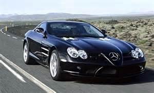 2005 mercedes benz slr mclaren first drive review car