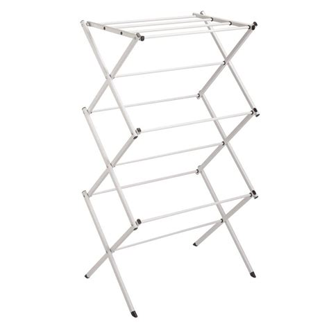 Fold Drying Rack by Honey Can Do Compact Folding Drying Rack 02345 The