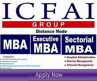 Icfai Mba Admission by Andhra Distance Education Courses Admission 2016